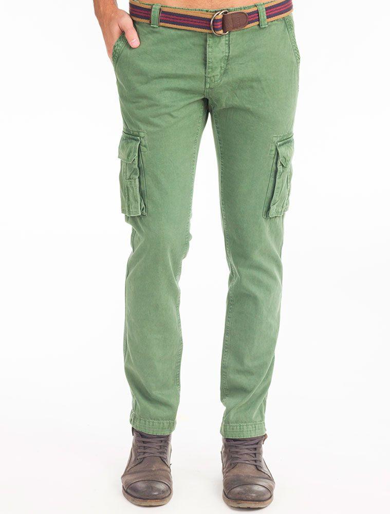 Pantalon Cargo Hombre Verde Pantalones Cargo Hombre Pantalones Vaqueros Hombre Tiendas De Ropa Interior