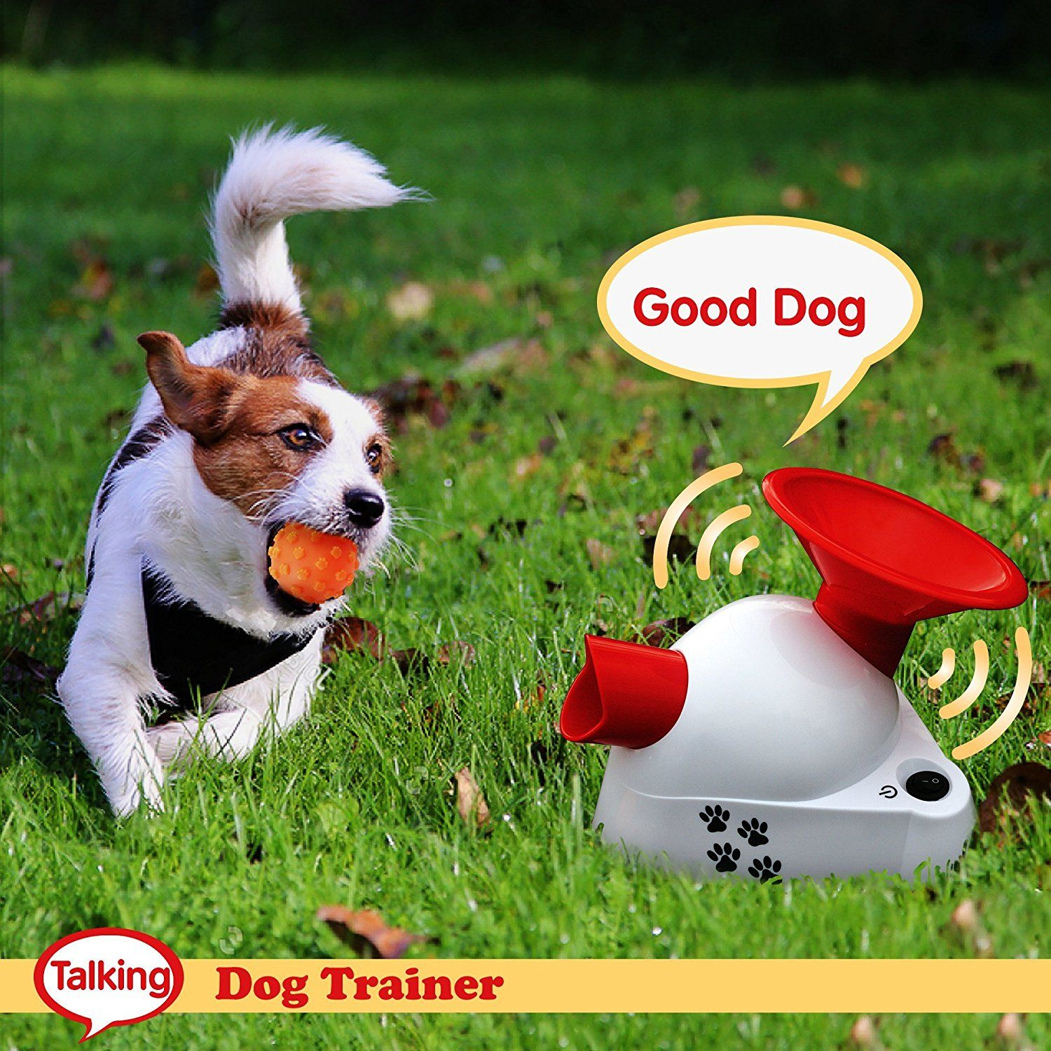 Ball Launcher For Dogs Funny Dog Toys Dog Training Puppy