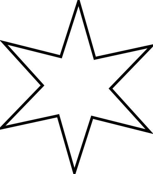 Estrellas de navidad para colorear estrellas de navidad - Estrella para arbol de navidad ...