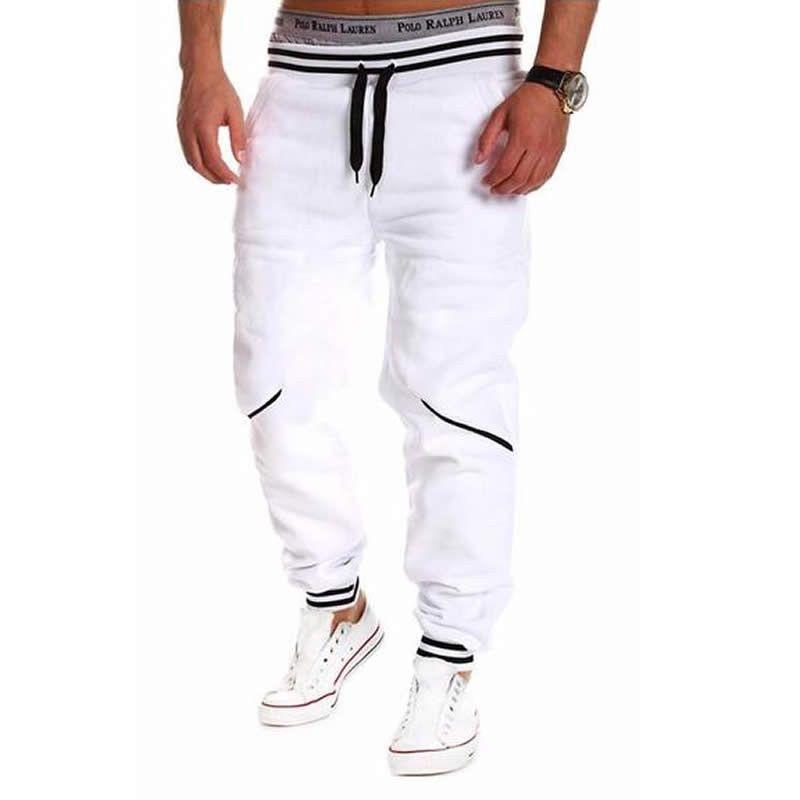 Pants 100% Quality Bodybuilding Hosen Trainingshose Sporthose S M L Xl Xxl Xxxl 11 Farben To Produce An Effect Toward Clear Vision Pants