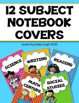 Just a quick share today! - Click on the images below to ... |Human Studies Science Notebook Cover