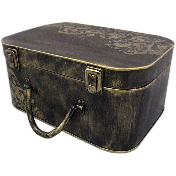 Searchwords: Altered Vintage Suitcase