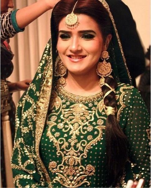 Bridal Dresses Green