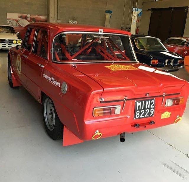 Rally Giulia Super