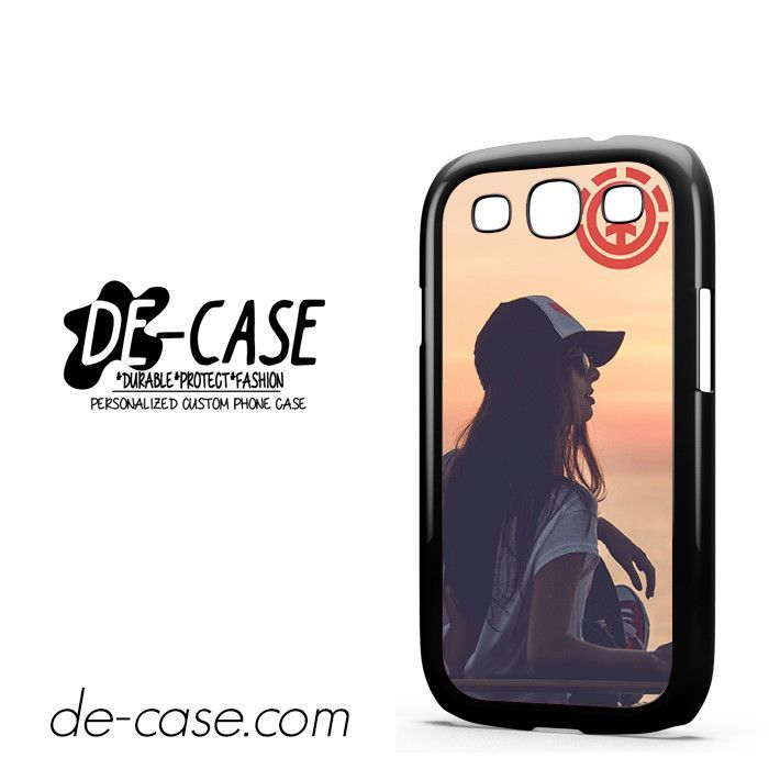 Element Skateboard Girl DEAL-3854 Samsung Phonecase Cover For Samsung Galaxy S3 / S3 Mini