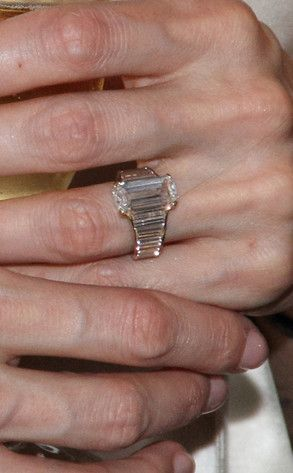 Five Things to Know About Angelina Jolies Stunning Engagement Ring