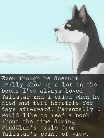 I Love Tallstar He Is Such A Wonderful And Kind Character He Is
