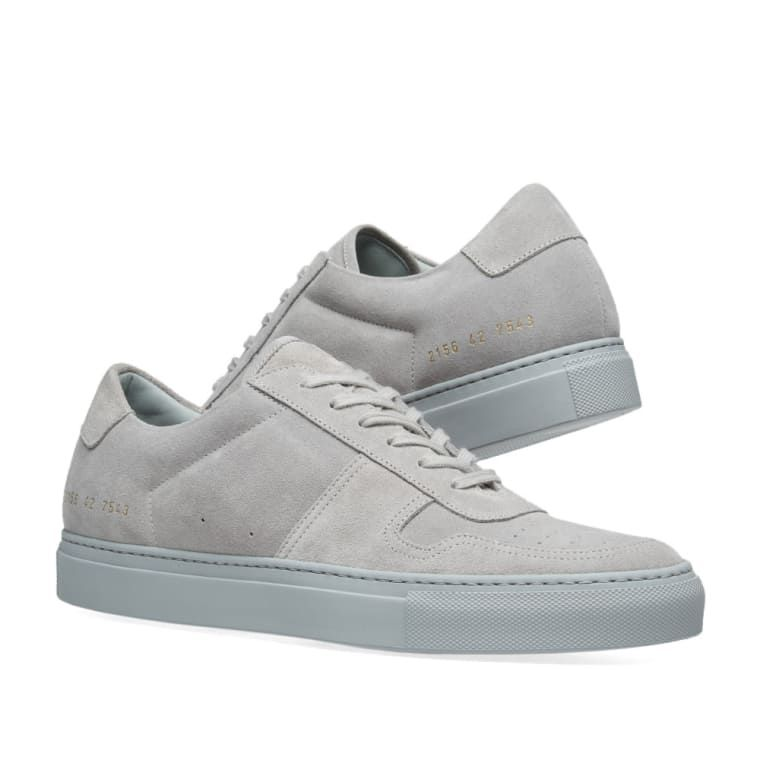 522aaa6d9def40 Common Projects B-Ball Low Suede | SHOES | Common projects, Fashion ...