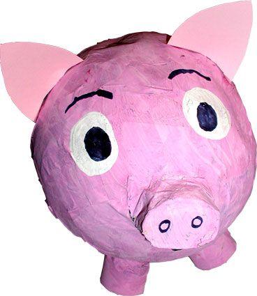 Epingle Sur Tirelire Cochon
