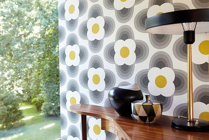 Harlequin Orla Kiely Wallpapers