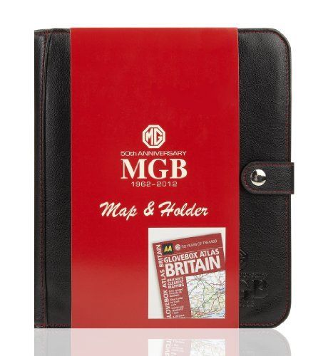 50 Years of the MGB Map & Holder £15