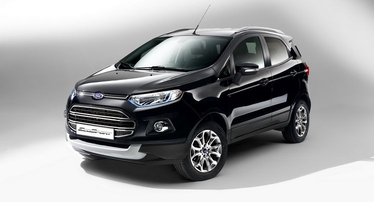 Carscoops Ford Ecosport Compact Suv Car Ford