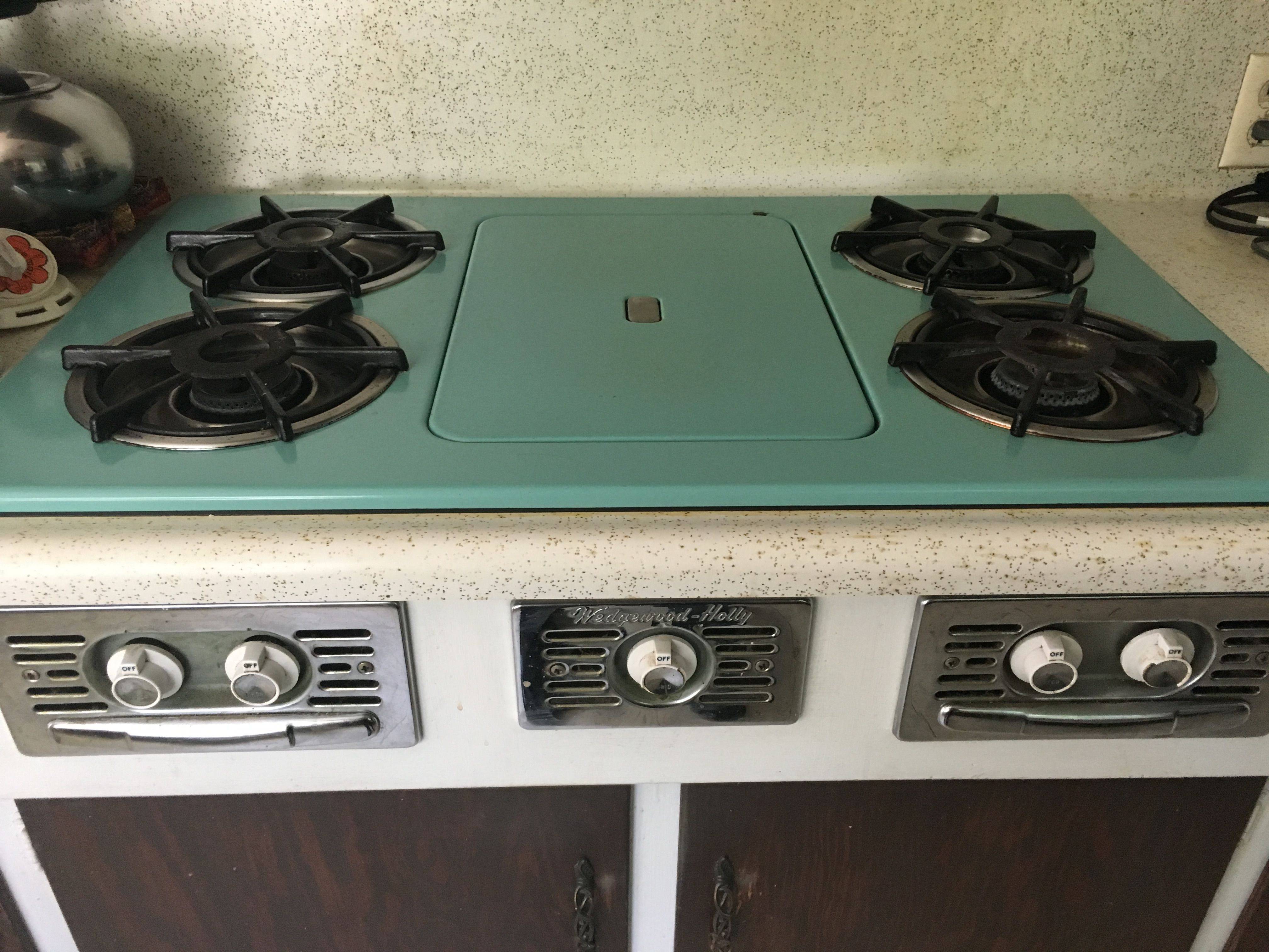 Great SFV Wedgewood-Holly stove top | Matchmaker of Homes