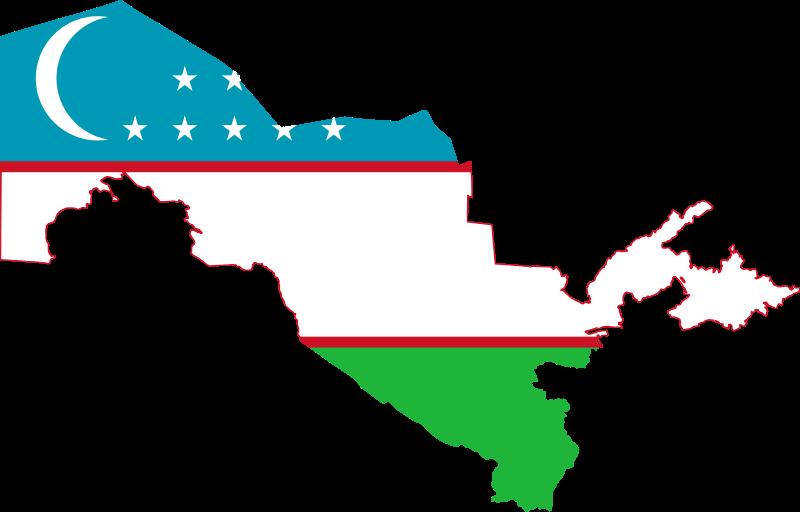 Uzbekistan 우즈베키스탄