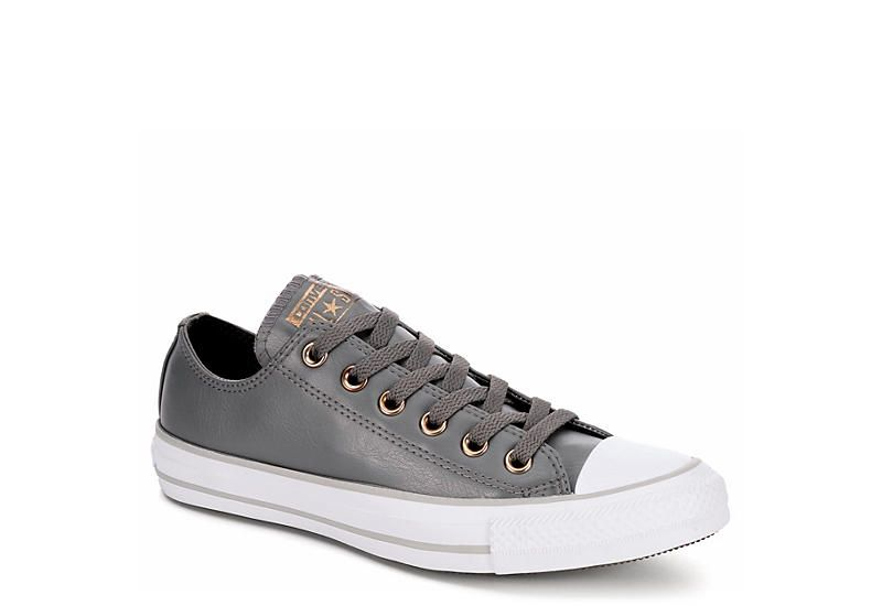 Buy Converse Womens All Star Ox Leather At Rack Room Shoes Read