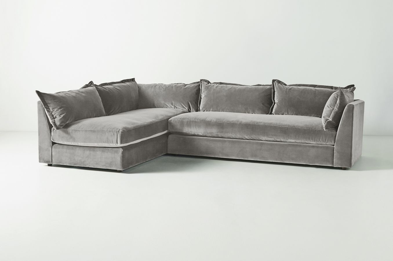 Denver L Shaped Sectional Sectional L Shaped Couch Grey Sectional