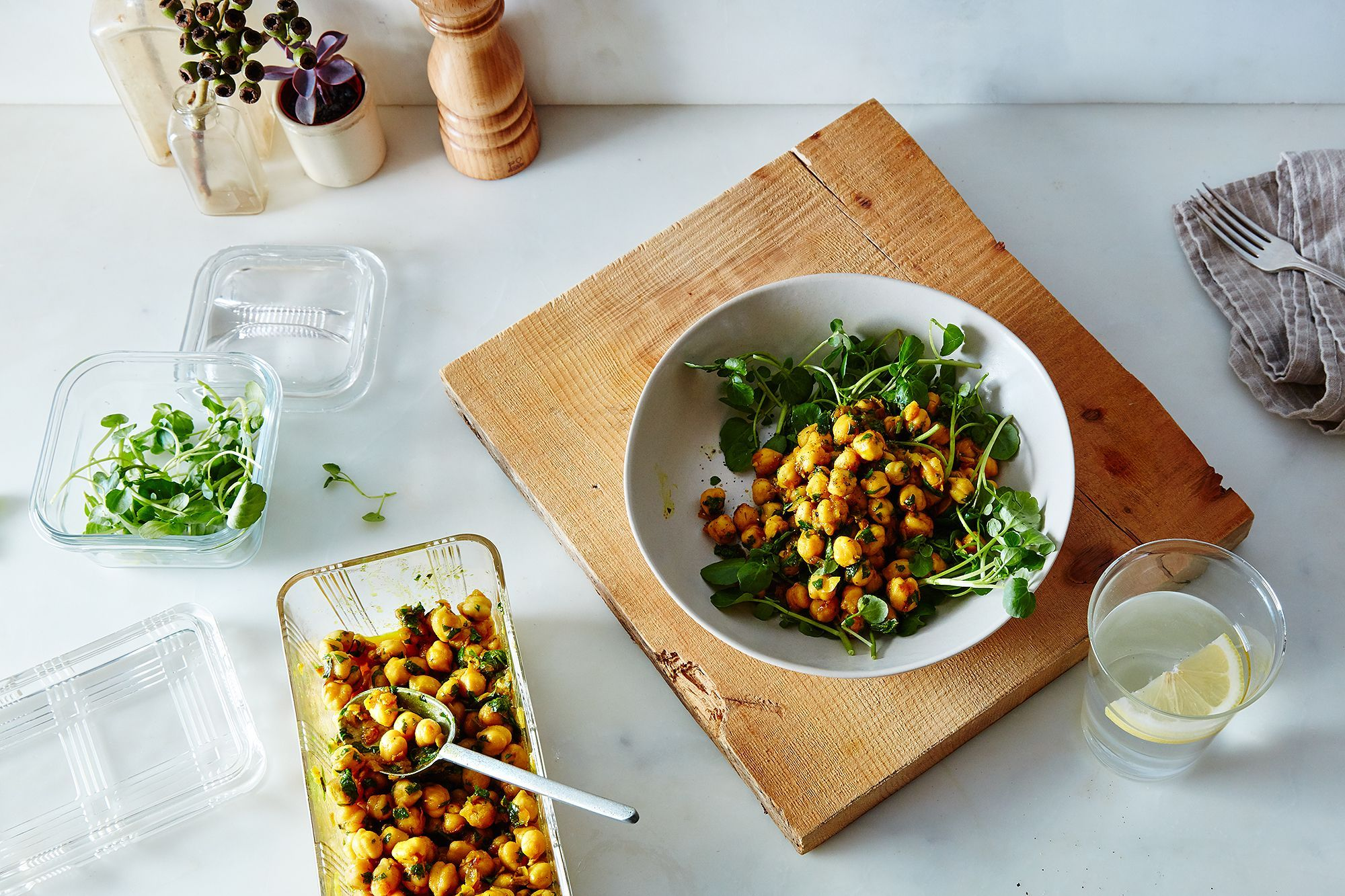 The chickpea salad that can carry you through a whole week food and drink forumfinder Gallery