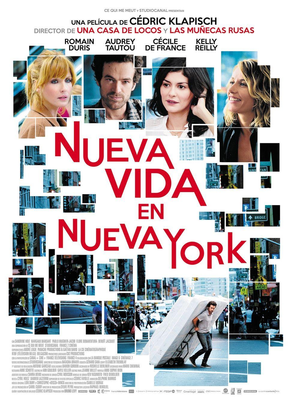 Leidor Aretoa Tolosa - Nueva vida en Nueva York