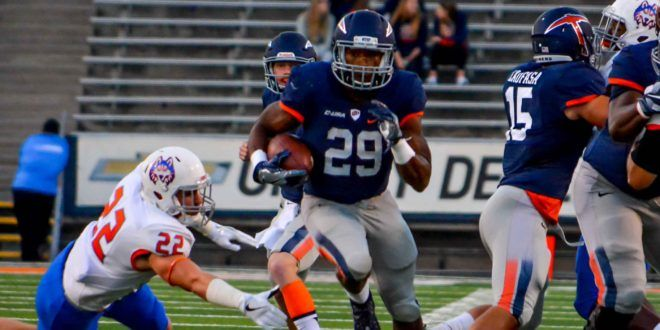 Utep All American Aaron Jones Selected By Green Bay In Nfl Draft Nfl Draft Earl Campbell Nfl