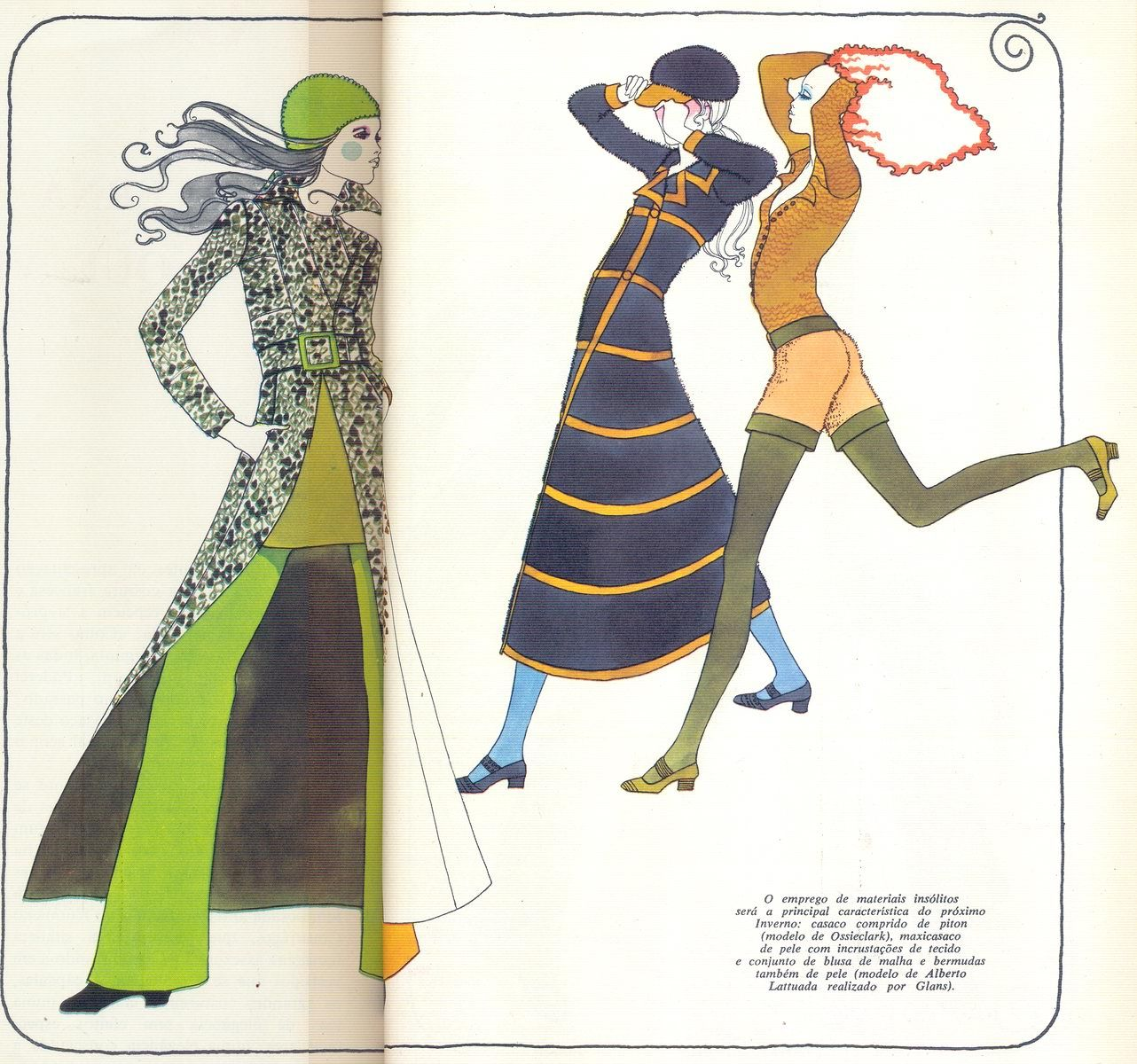 ILLUSTRATION FOR OSSIE , BUT NOT BY OSSIE