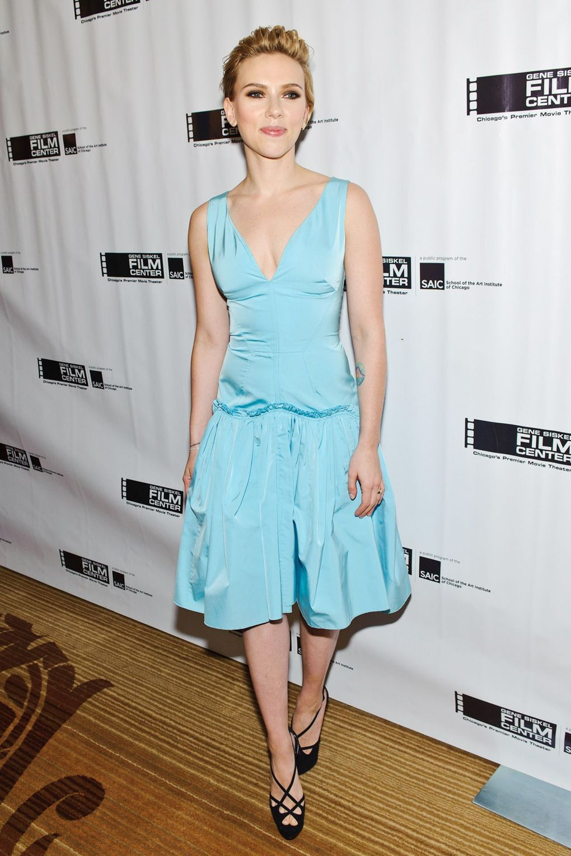 Style File - Scarlett Johansson | Scarlett johansson