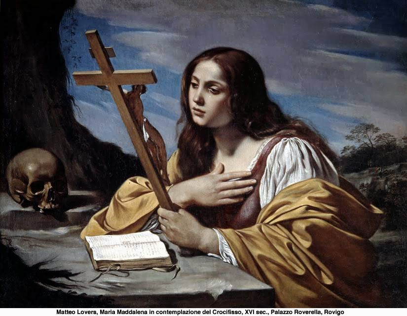 St. Mary Magdalene, Penitent Mass Propers | Maria Angela Grow