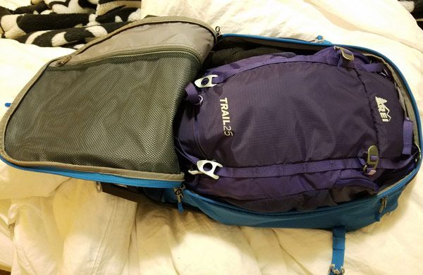 Pack Light with the Eagle Creek Lync 20 International Carry on