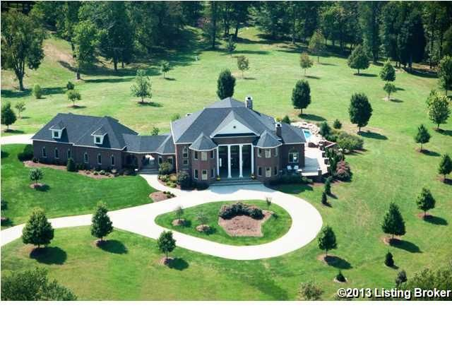 Rebel's Run Farm. This is horse country! 46 acre, private, gated equestrian paradise on Mayo Ln just over the Oldham County line, offers the ultimate Town and Country home, equipped with more amenities than you can imagine. 1830 Mayo Ln Prospect, KY 40059