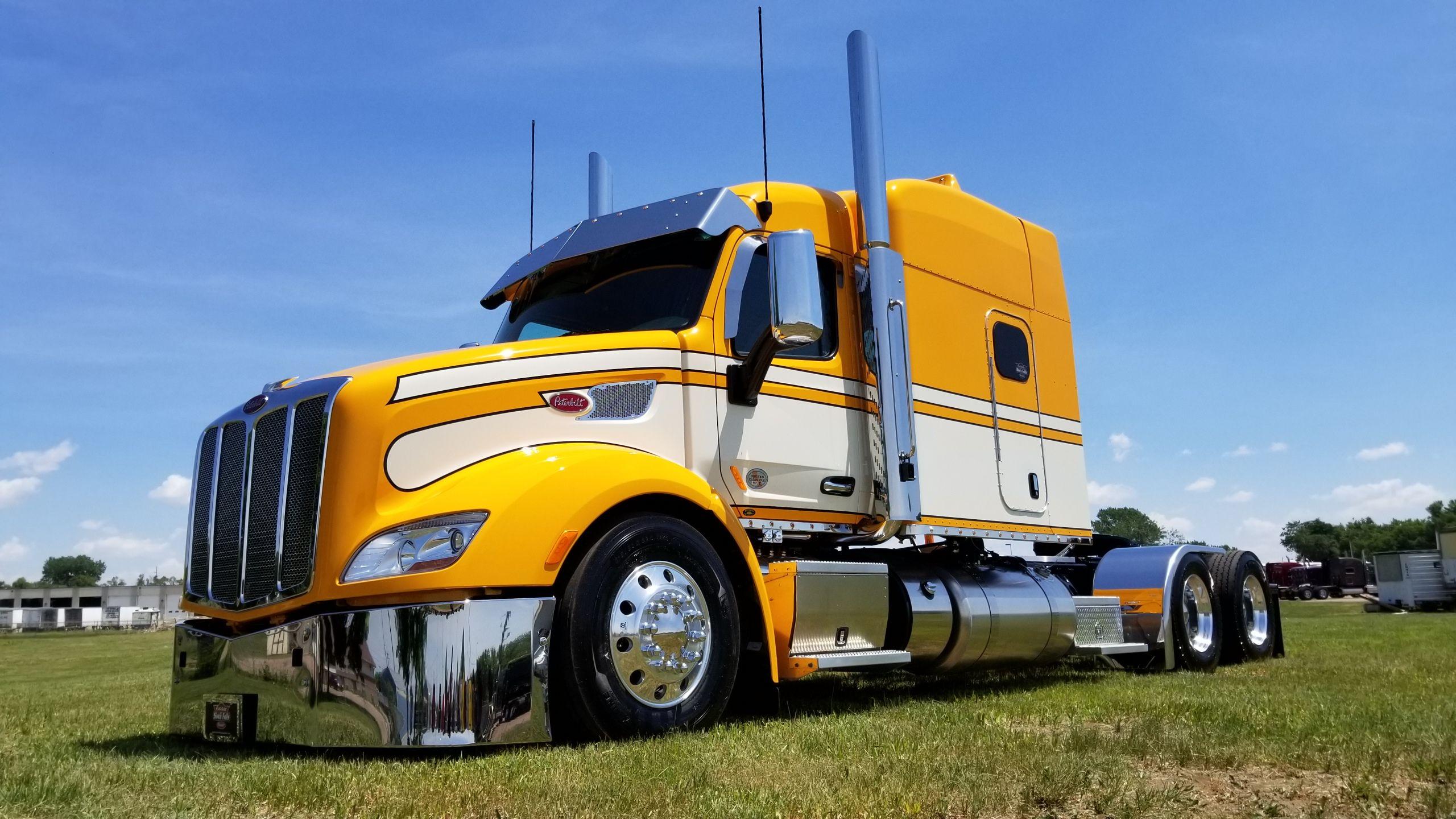 2018 Customized 579 For Sale Custom Big Rigs Trucks Peterbilt