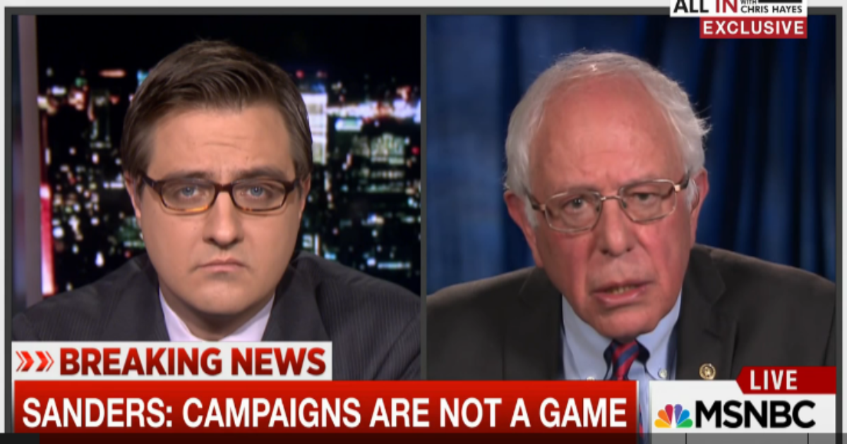 Bernie Sanders Enraged At Corporate Media Campaigns Are Not A Game Bernie Sanders This Or That Questions Campaign