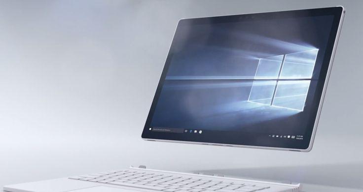 Awesome Microsoft Surface Book 2017 Microsoft Surface