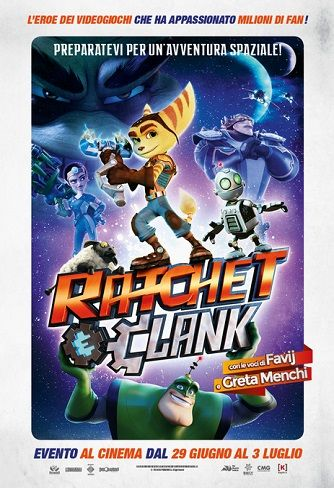 Ratchet Clank Il Film Hd 2016 Cb01 Co Film Gratis Hd Streaming E Download Alta Definizione Ratchet Film Stallone