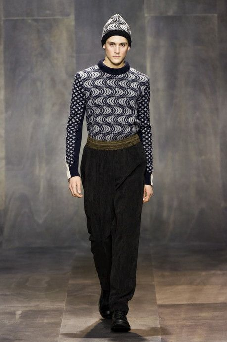 DAMIR DOMA / MENS AUTUMN/WINTER 2013