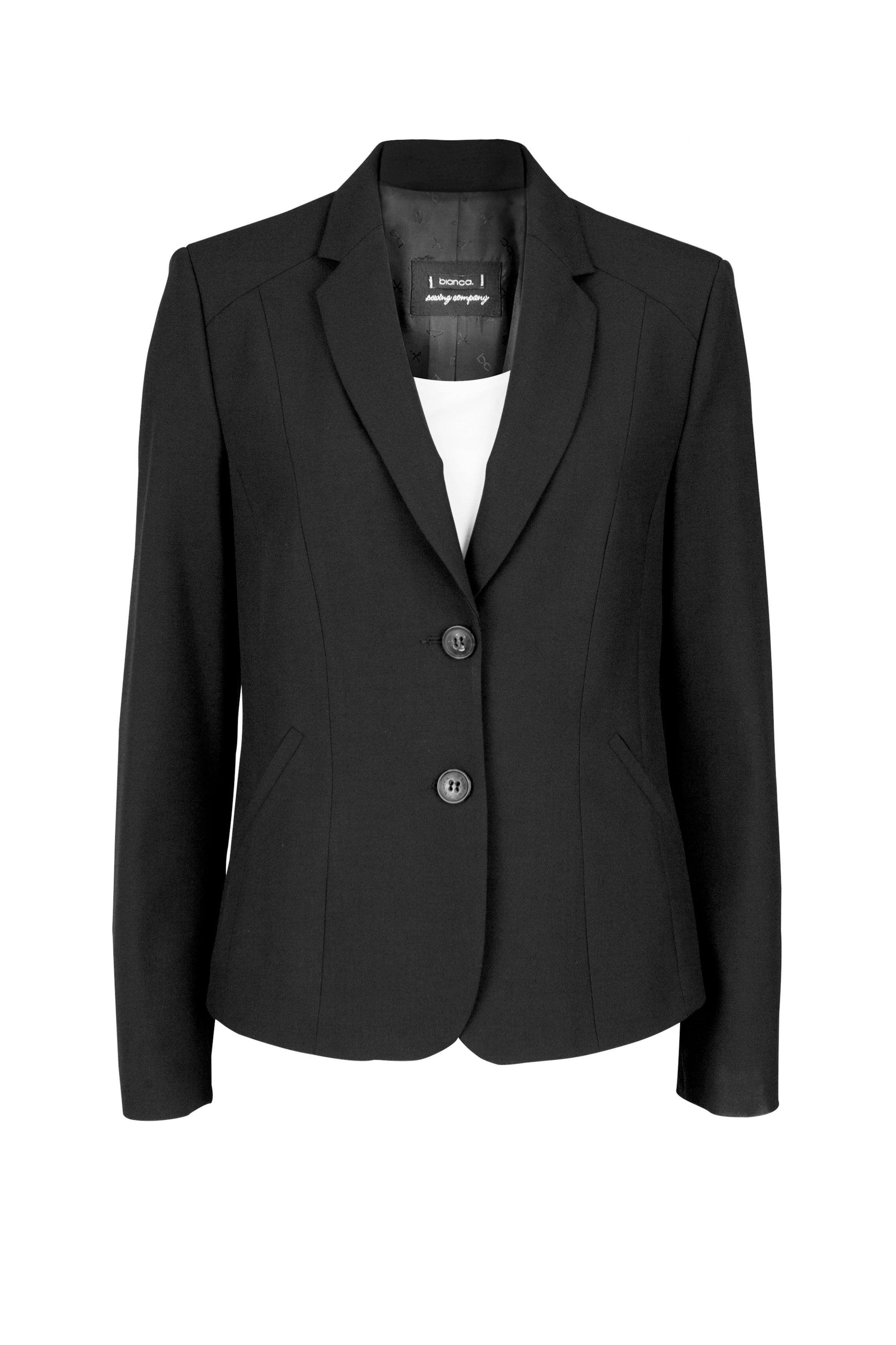 Astounding Business Mode Damen Das Beste Von Bianca Jackenblazer »miranda« Femininer Blazer Jetzt Bestellen