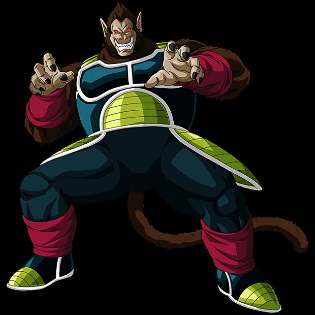 Bardock Great Ape Render Dokkan Battle By Maxiuchiha22 On Deviantart