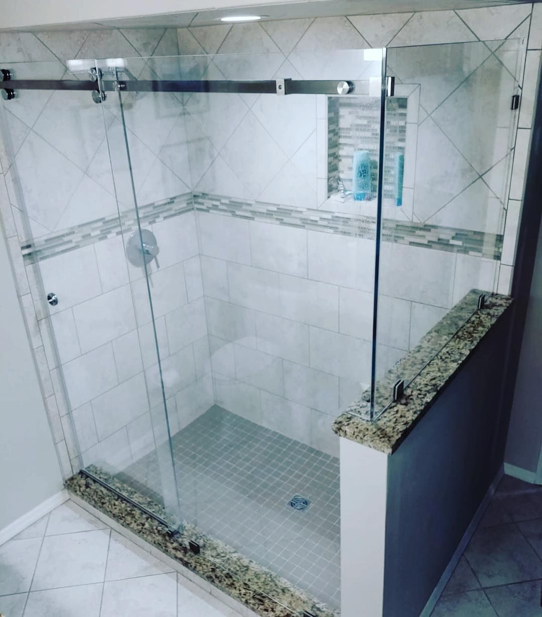 Corner 90 Degree Serenity Frameless Sliding Glass Call Us For A Free Estimate Bathroomremodel Corner 9 Bathrooms Remodel Frameless Shower Diy Decor Crafts