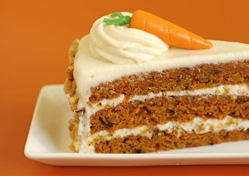 Skinny Gluten Free Low Glycemic Carrot Cake, grain free - Skinny GF Chef healthy and great tasting gluten free recipes