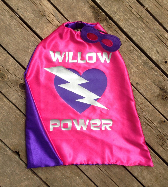 Pin by Lisa Ricks on Birthday: Super Girl | Superhero capes