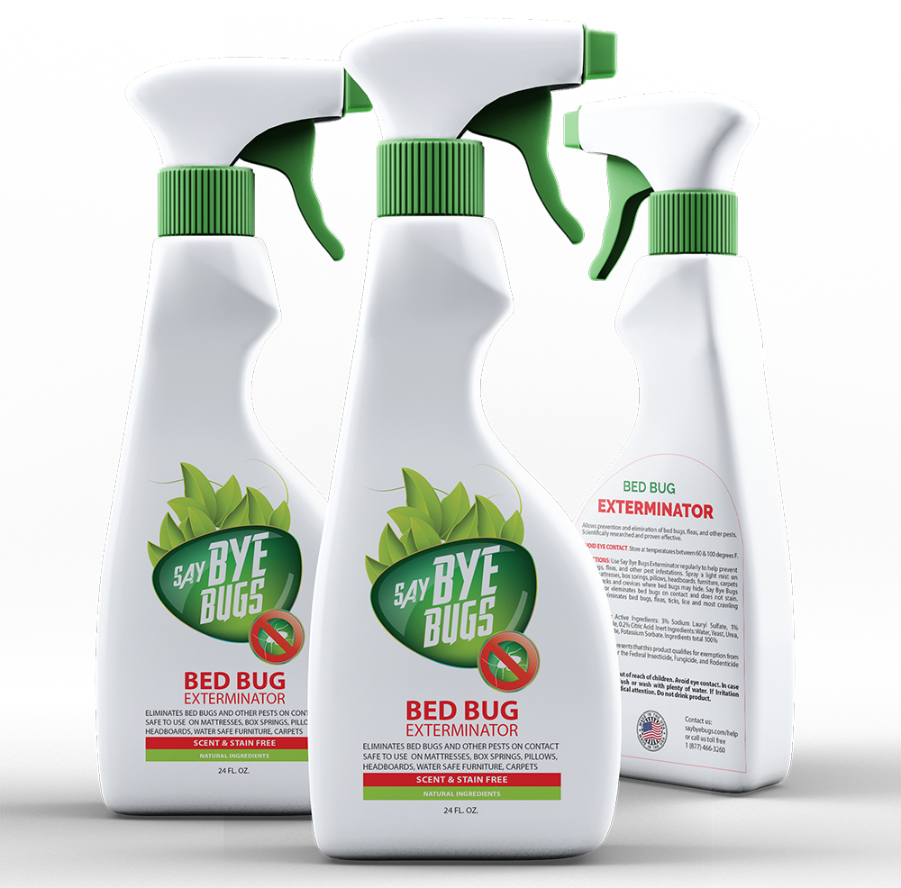 Does Saybyebugs Really Work Video Proof Reviews Bed Bugs Bed