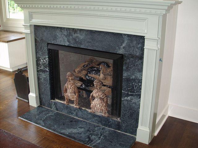 Soapstone Fireplace Tile Surround Fireplace Tile Soapstone Countertops