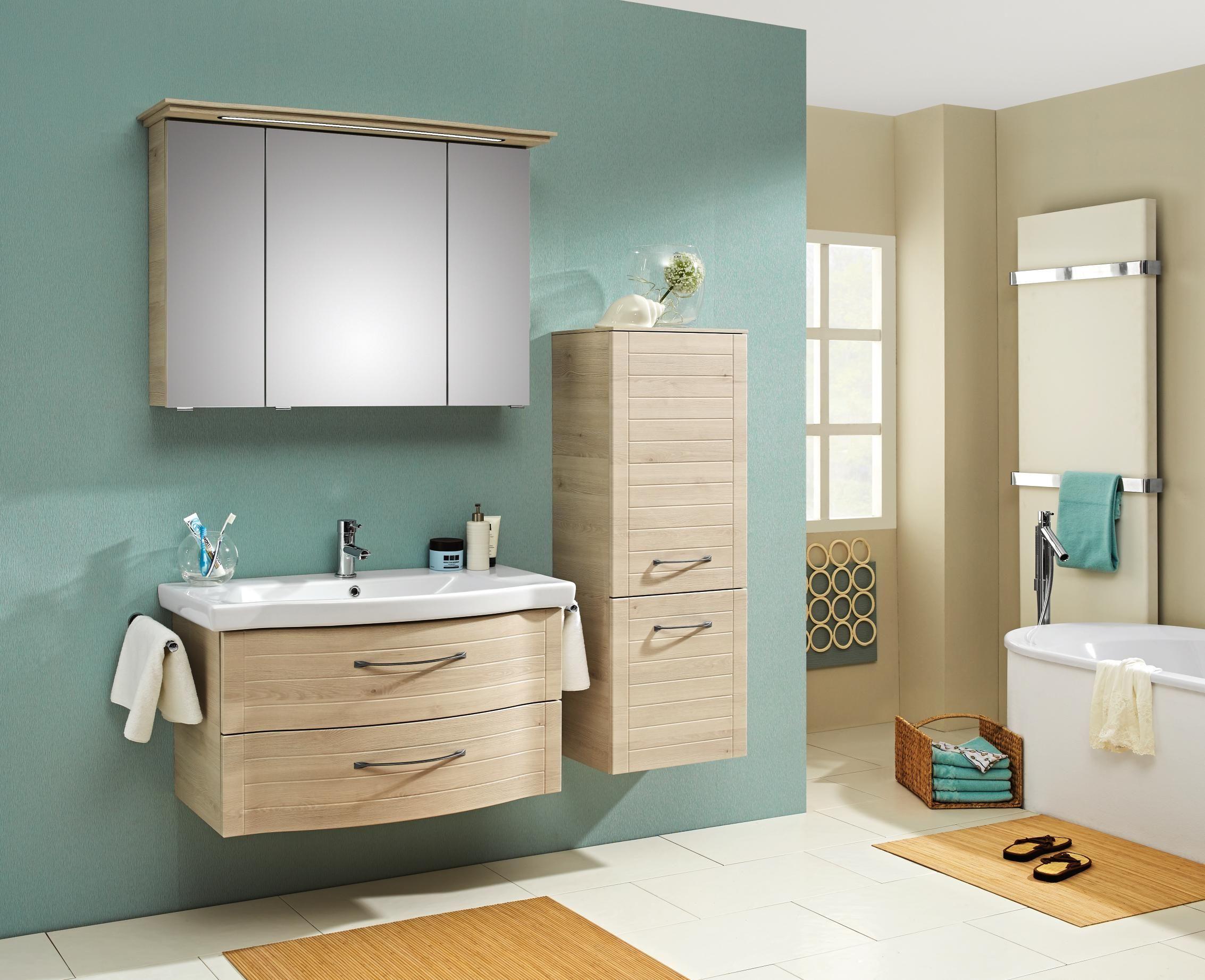 badezimmer von sadena: 3-teiliges set mit wohlfühlcharakter, Badezimmer ideen