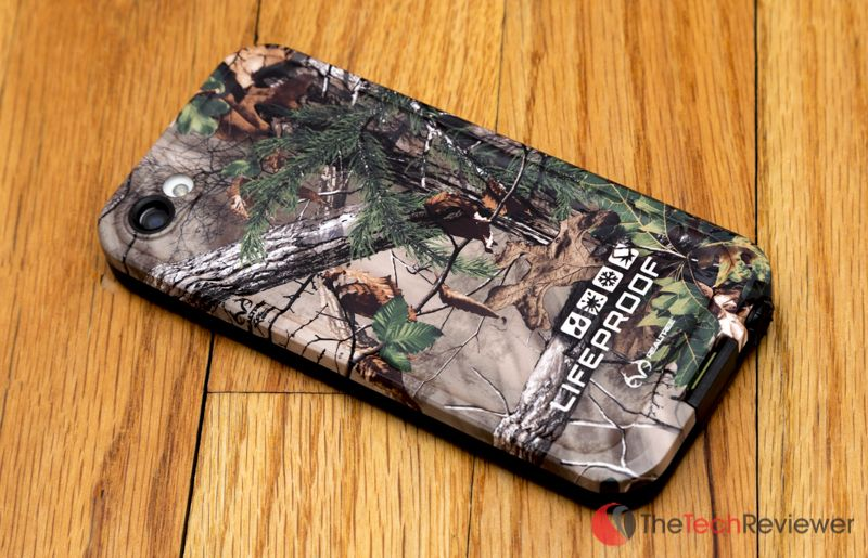 LifeProof frē Realtree Camo iPhone 5 5s Case Review - Worth The ... 269b9cf4b4c7