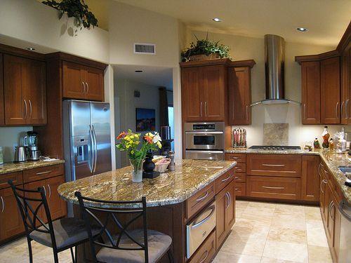cocinas integrales de lujo - Buscar con Google Cosinas Pinterest - cocinas grandes de lujo