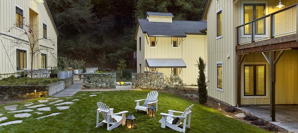 Sonoma/napa farmhouse inn Farmhouse inn, Beautiful