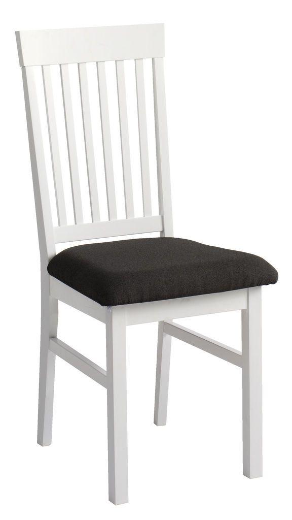 Ruokapöydän tuoli ANNIKA harmaa istuin | JYSK