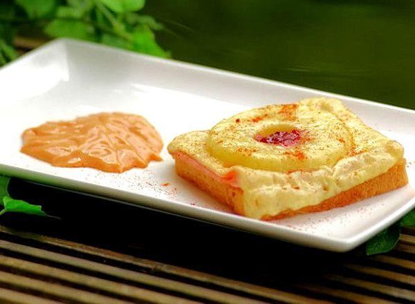 Гавайский бутерброд