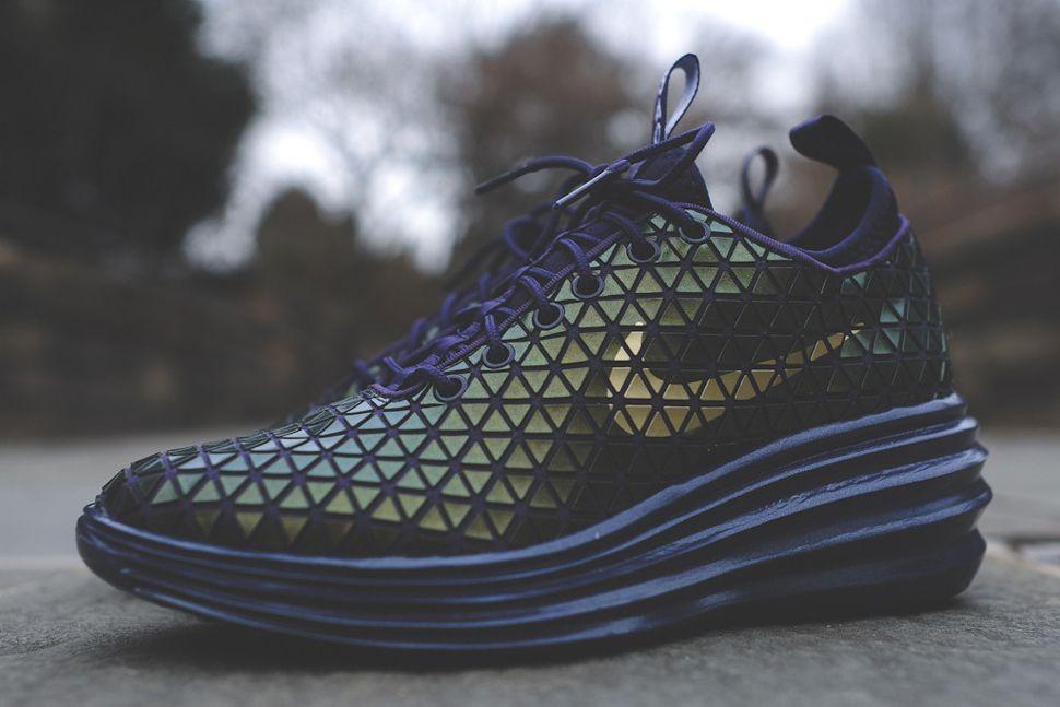 new styles 4a3a5 1ce41 Nike WMNS Lunar Elite Sky Hi QS Fashion Week Pack