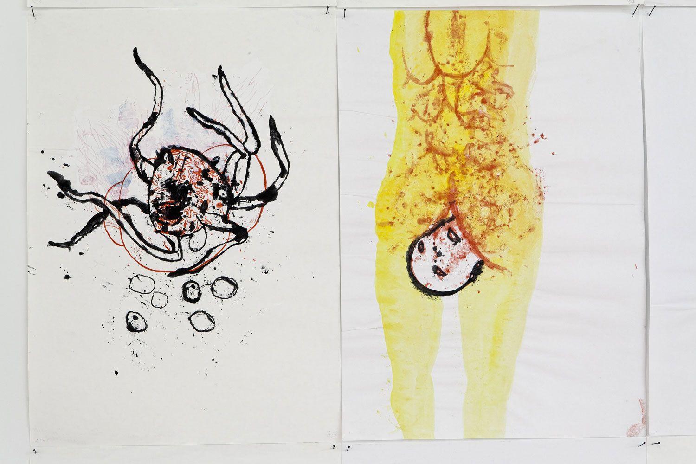 Ed Pien Amsterdam suite (detail) | Art - Drawing | Pinterest | Drawings
