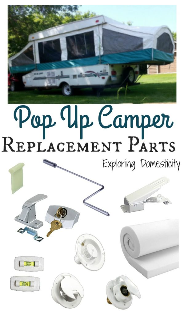 Pop Up Camper Replacement Parts ⋆ Exploring Domesticity in ...