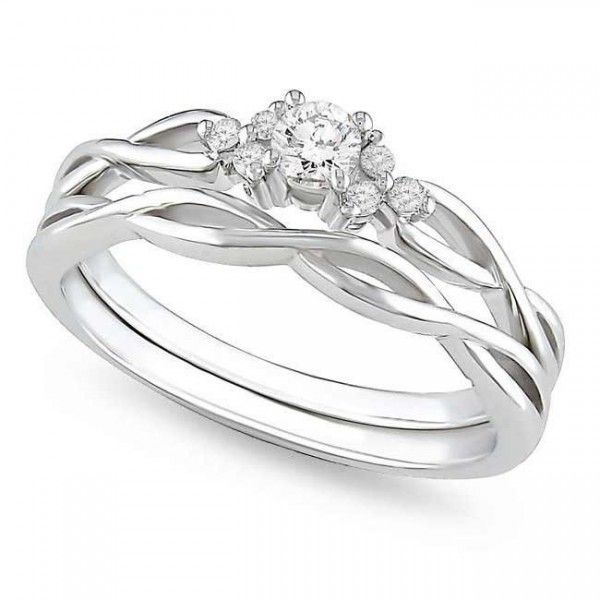 17 best ideas about infinity wedding bands on pinterest infinity